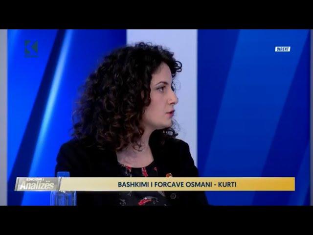 Sekretarja e Përgjithshme, Teutë Rrusta, në Edicioni i Analizës Klan Kosova - 05 02 2021