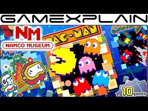 Namco Museum - Game & Watch (Nintendo Switch)