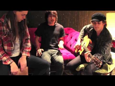 The Ready Set - 'Give Me Your Hand (Best Song Ever)' Acoustic