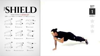 Shield Workout [ FULL ] [ STRENGHT & TONE ] [ 25 MIN ] thumbnail