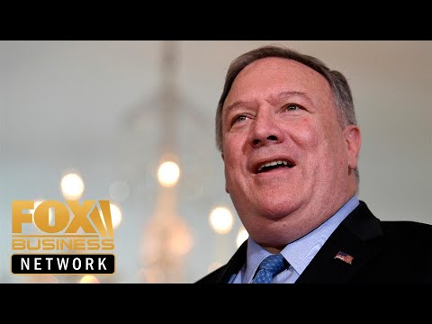 Pompeo on Bolton: The president is entitled to the staff he wants