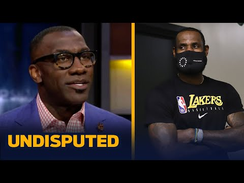 Lakers have the No. 1 seed, LeBron taking the night off makes sense — Shannon | NBA | UNDISPUTED