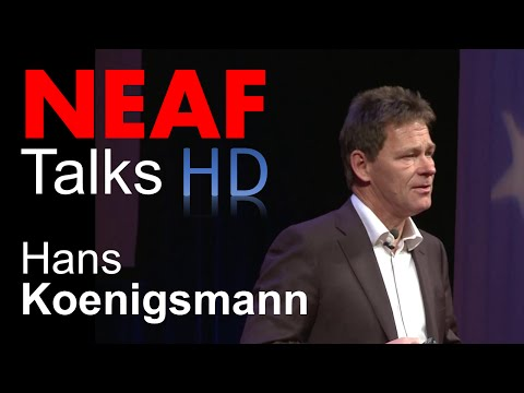 Hans Koenigsmann | SpaceX, Exploration through Innovation | NEAF Talks