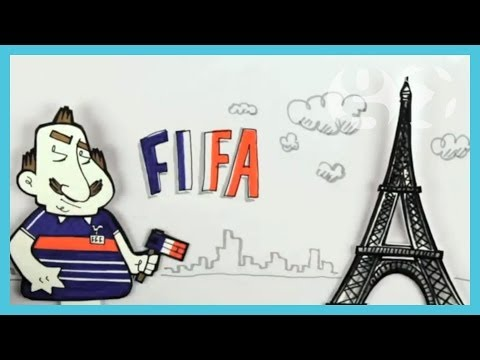 France at the World Cup | Animated Histories