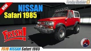 """[""""BEAST"""", """"Simulators"""", """"Review"""", """"FarmingSimulator19"""", """"FS19"""", """"FS19ModReview"""", """"FS19ModsReview"""", """"fs19 mods"""", """"fs19 cars"""", """"Nissan Safari 1985""""]"""