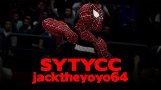 SYTYCC - NBA 2K12: DC & MARVEL Superhero Creation Mods | My Player - Jack Wall Feat. jacktheyoyo64
