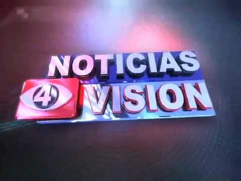 Esta noche en Noticias 4 Visión....