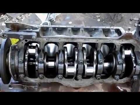 Tata Engine 1612 Part 2 Overhauling - YouTube