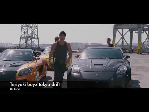 Teriyaki Boyz Tokyo Drift Edit Remix ( DJ Livio )