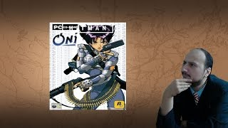 "Gaming History: Oni ""The other Best Game Bungie ever made"""