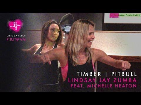 Zumba | Timber - Pitbull with Lindsay Jay feat. Michelle Heaton