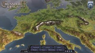 crusader Kings 2   Обзор, советы и начало игры