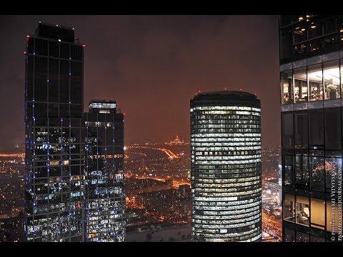 Смотреть Башня Федерация,Экскурия Москва Сити,отстой за 800 руб онлайн