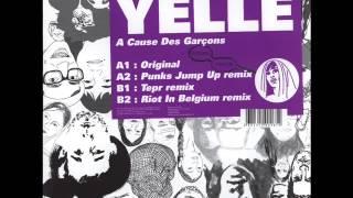 Play A Cause Des Garçons (Punks Jump Up Remix)