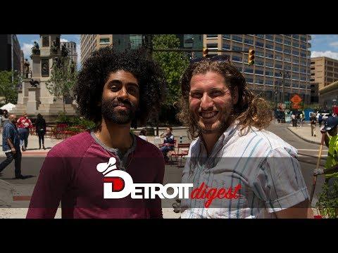 Detroit Digest, Deadline Detroit's NEW food show! CLIP 2