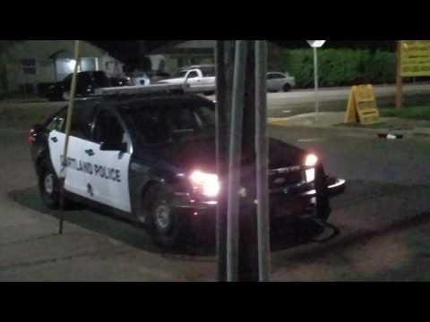 cops respond to noise complaint