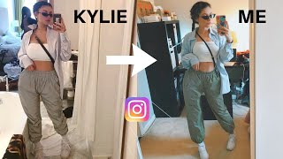 Dressing Like Celebrities For a Week!