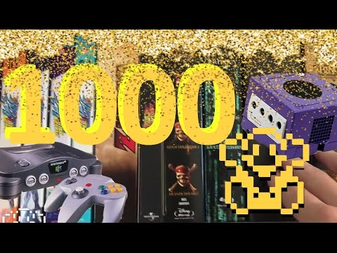 Get 1000 kleine Nerd Overs - Roomtour - Abospecial - DANKE, DANKE, DANKE. Screenshots