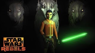 A Fool's Hope: Wolves Attack | Star Wars Rebels | Disney XD