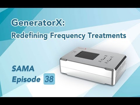 [SAMA] Episode 38: GeneratorX: Redefining Frequency Treatments