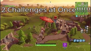 Fortnite, Eliminate opponents at Tomato Town, Visit Different Ice Cream Trucks
