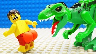 Lego Dinosaur Jurassic Safari Adven...