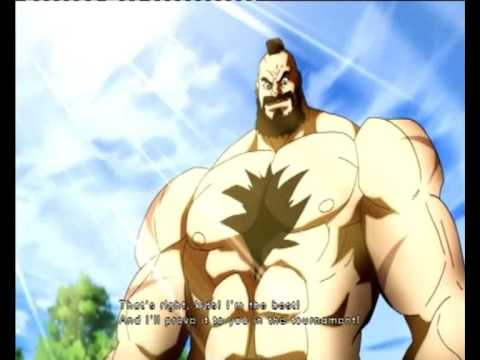 rufus and zangief ending a relationship