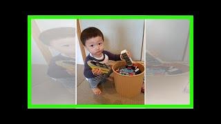 小原正子、1歳2ヶ月になった次男の卒乳は「手こずりそうな予感」|ウー...