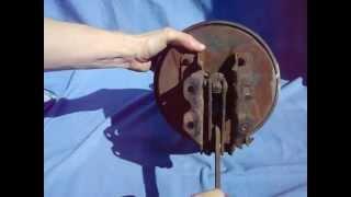 63 ford power brake booster