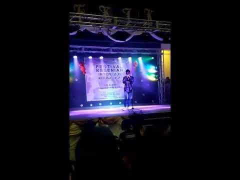 Haqiem Rusli -Tergantung Sepi live 2017