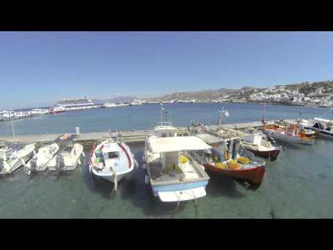 The Greek Islands: From the Air