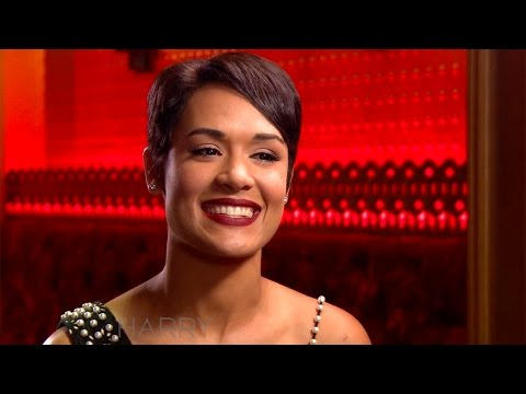 Empire Week: Grace Gealey Dishes on CoStar & Husband Trai Byers!