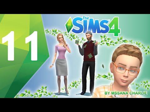 The Sims 4 #11 - Прилежный ученик
