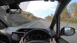 【試乗動画】2020 MC トヨタ ヴォクシー ZS 煌Ⅲ 4WD 8人乗り 市街地/高速試乗