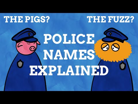 Police Nicknames Explained from YouTube · Duration:  12 minutes 12 seconds