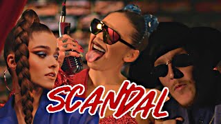 Emy Alupei ❌ Theo Rose ❌ What's UP - SCANDAL 🥊 | Official Video
