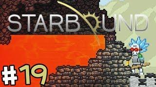 MAOR DIAMONDS! :O - Starbound Beta Gameplay #19 (Let's Play)