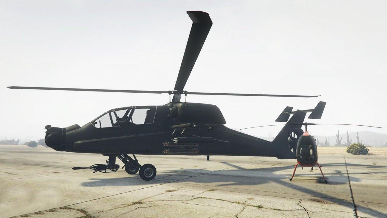 Hunter i Havoc – Duży i Najmniejszy   Pojazdy z GTA Online Smuggler's Run