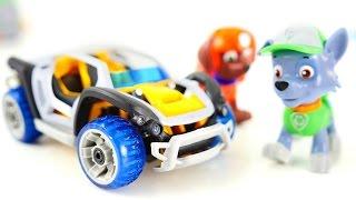 Видео про машинки. Щенячий Патруль собирает конструктор гоночный автомобиль(Видео для детей, которые любят игрушечные конструкторы и машинки. Сегодня герои мультфильма Щенячий Патрул..., 2015-10-02T06:39:10.000Z)