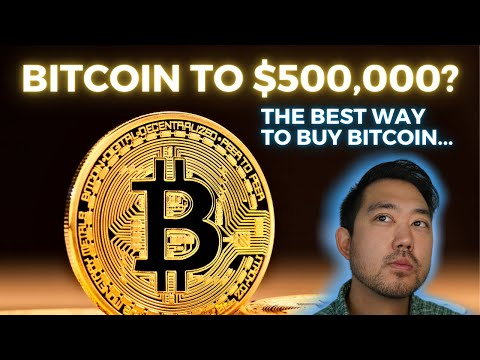 Why You Should Buy BITCOIN | The BEST Ways To Buy It...