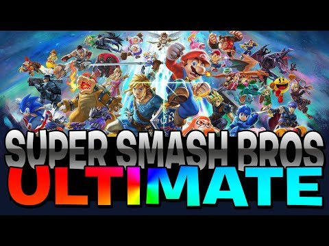 LIVE DES INSOMNIES - SUPER SMASH BROS ULTIMATE thumbnail