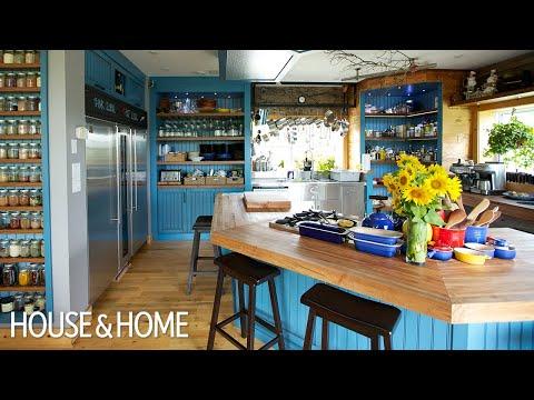Interior Design – Chef Michael Smith's Kitchen
