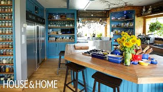 Interior Design – Chef Michael Smith's Kitchen