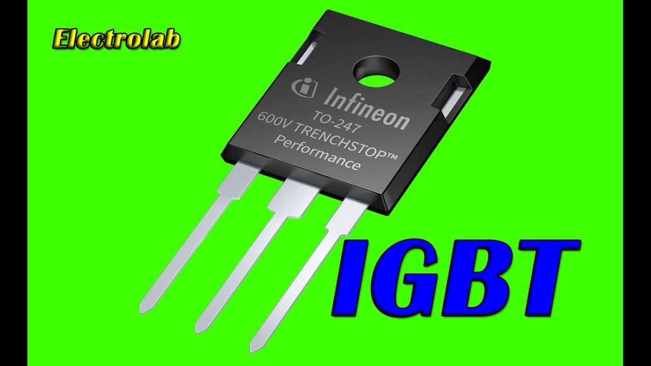 O Que Um Igbt Aplicaes E Caractersticas Youtube Circuitos Eletrnicos Diversos Substituindo Scr Por Transistores
