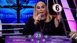 Showmatch 2010 - Fort se va del jurado