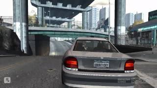 GTA  IV Gameplay