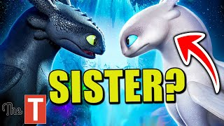 �������� ���� 10 Things That Don't Make Any Sense In How To Train Your Dragon 3 - The Hidden World ������