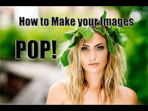 How to Make your Images POP!  Using Flash, LED, & Reflectors at a Jason Lanier Workshop