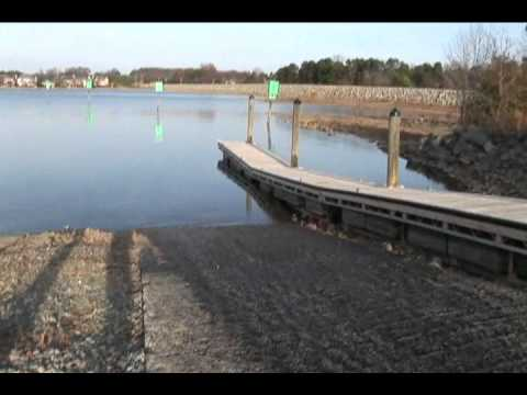Actual footage of the Ramps at Blythe Landing on Lake Norman