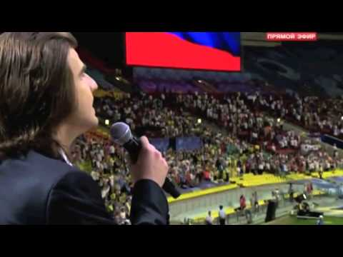 ロシア連邦国歌(世界陸上開会式)